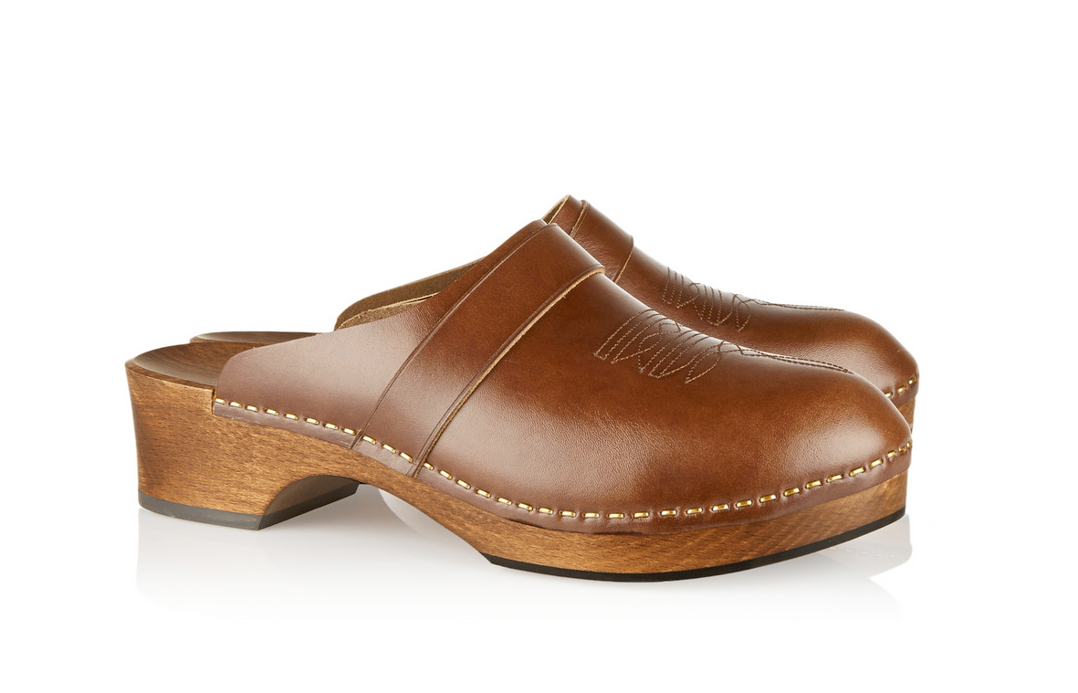 Saint-Laurent-Clogs