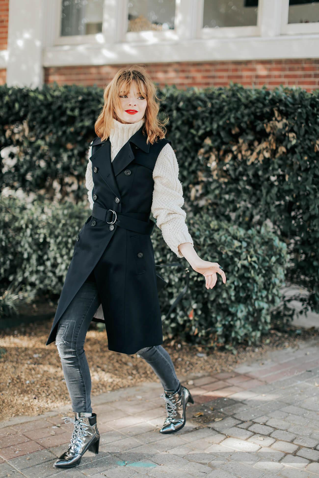 Stuart Weitzman x Gigi Hadid boots