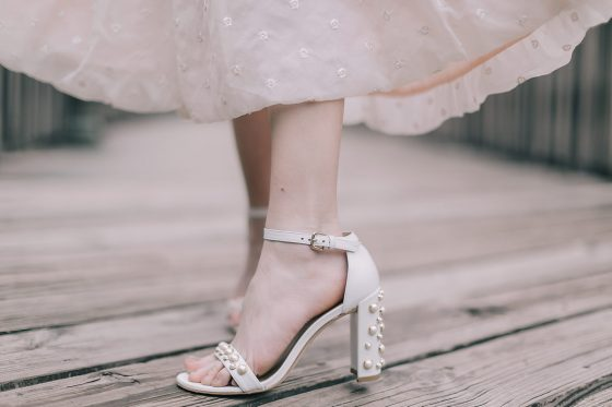 Shoes for the Big Day