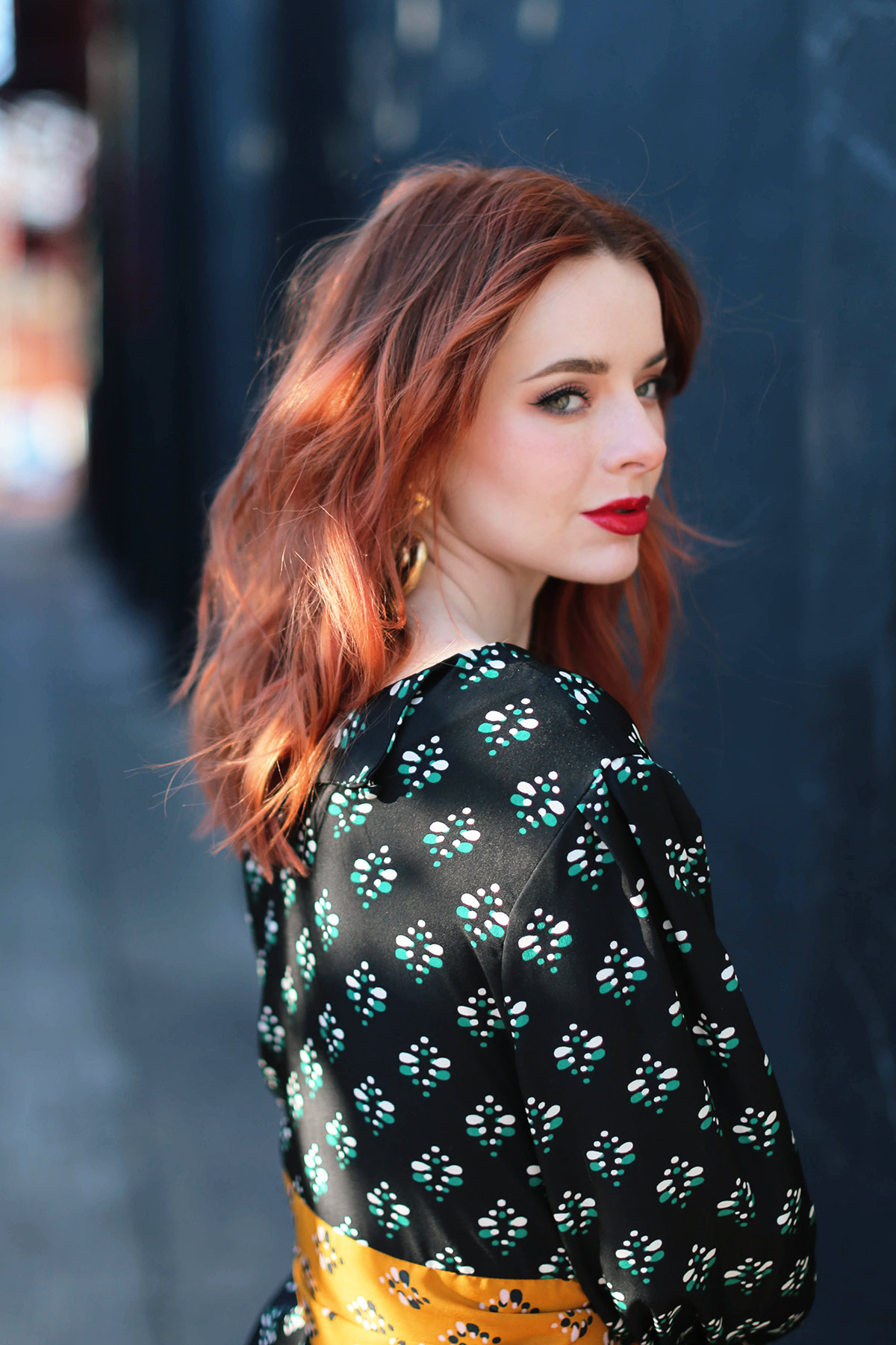 How To Maintain Red Hair Sea Of Shoes