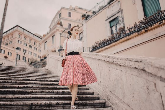 Rome and Florence Lookbook