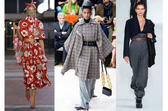 All of the Top Trends from F/W 2019
