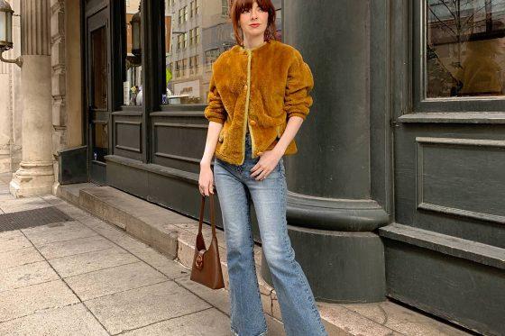 The Flare Jeans I am Obsessed With Right Now