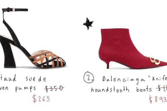 25% Off At Net a Porter…My Picks!