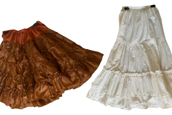 Sea of Shoes Guide to Petticoats