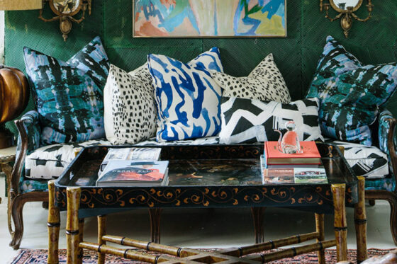 How To Get an Eclectic Mix in Your Home With Judy Aldridge